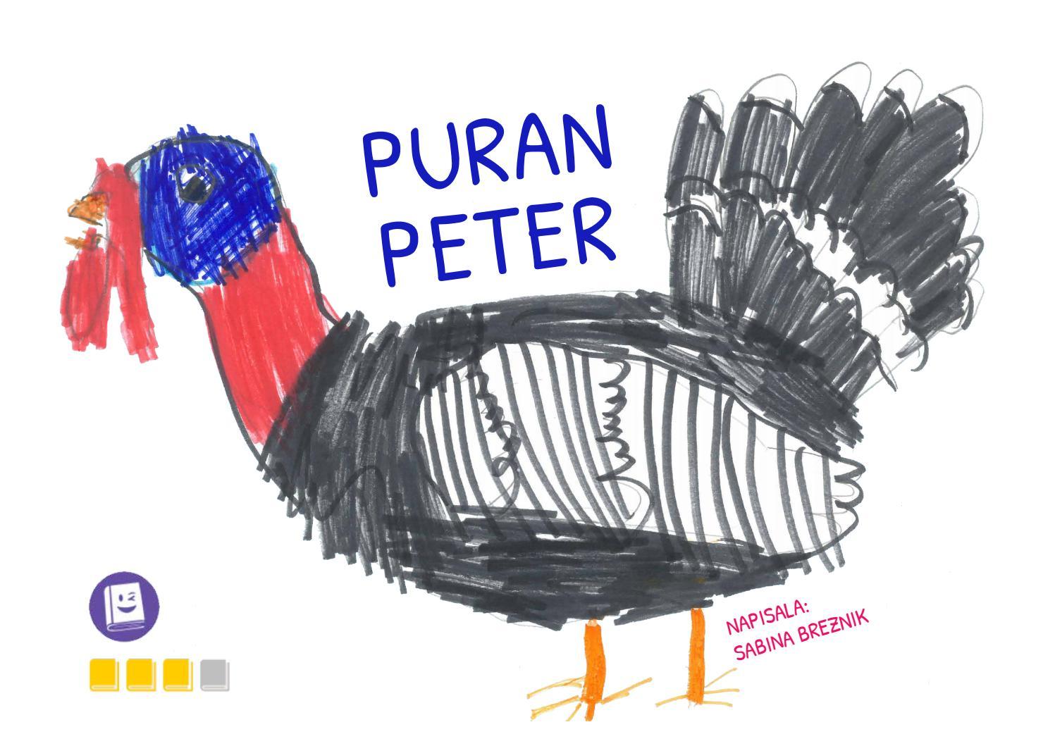 Puran Peter by Klara Golob - issuu