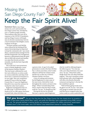Page 16 of Missing the San Diego County Fair? Keep the Fair Spirit Alive!