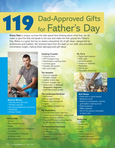 Page 32 of 119 Dad-Approved Gifts for Father's Day