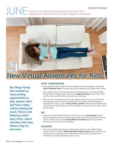 Page 36 of 21 NEW Virtual Adventures for Kids