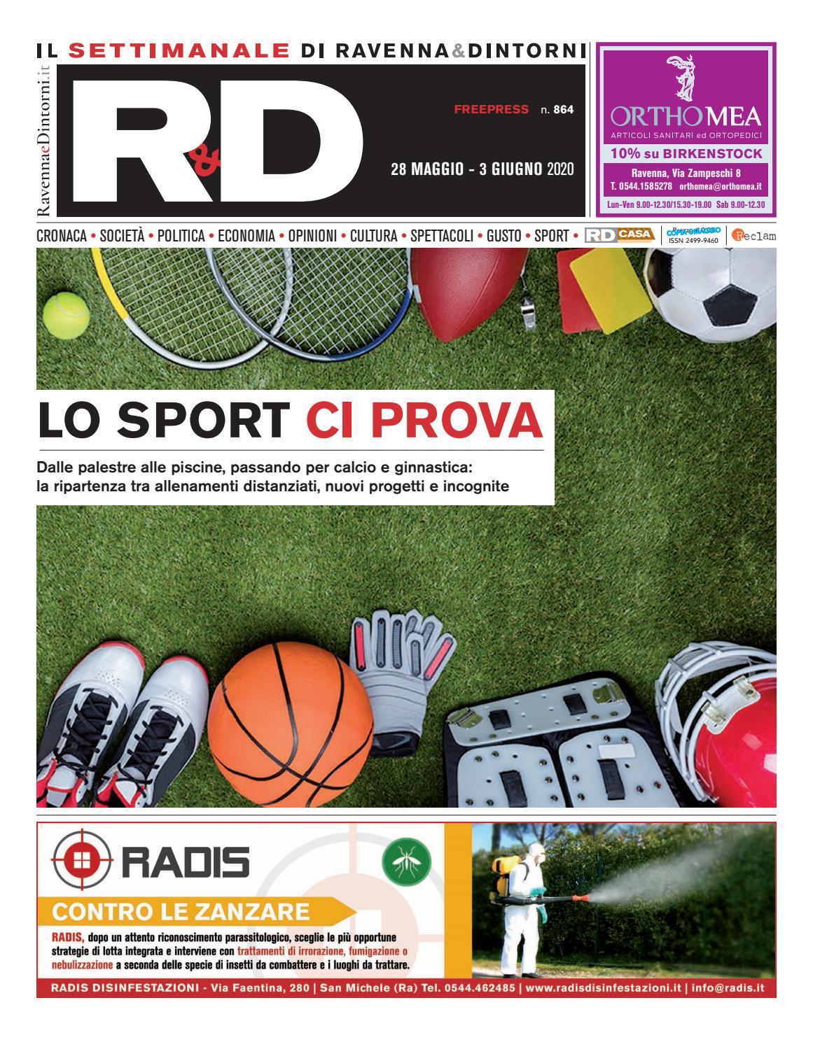 Rd 28 05 20 By Reclam Edizioni E Comunicazione Issuu