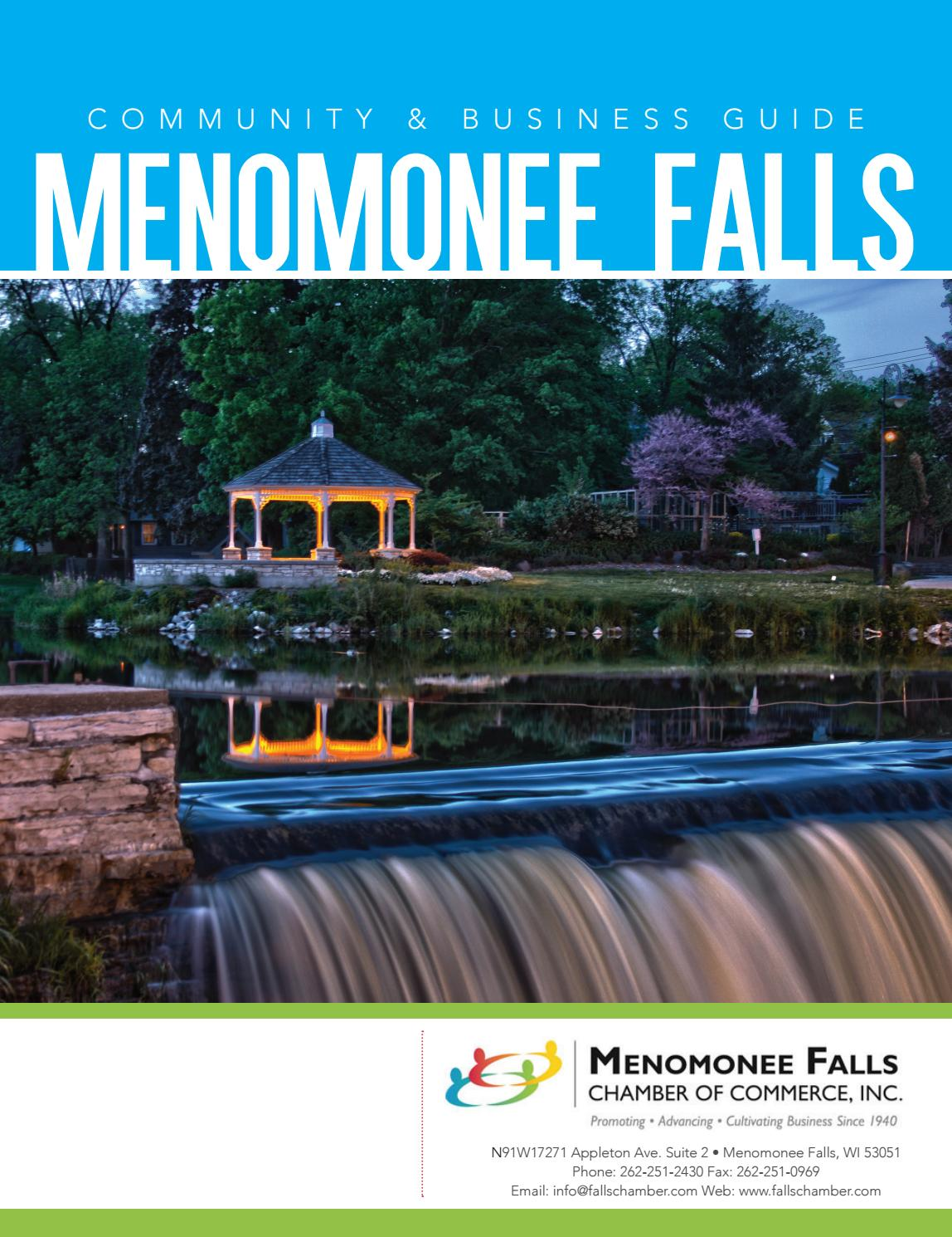 menomonee falls food pantry