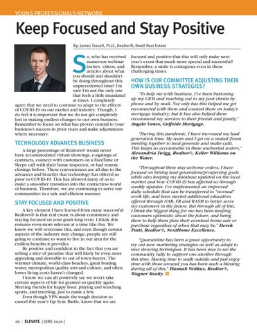 Page 26 of Young Professionals Network