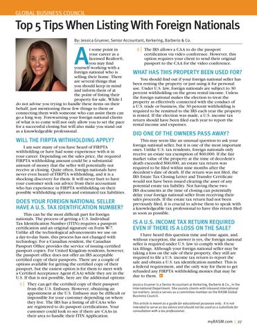 Page 27 of Global Business Council