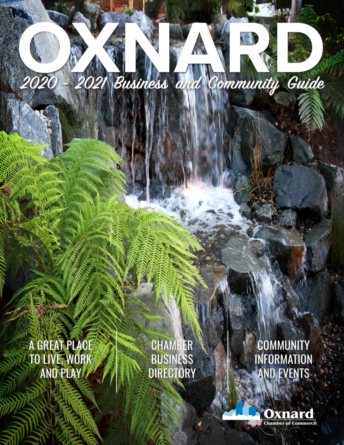 Camarillo Christmas Tree Lighting 2021 2020 2021 Oxnard Business Community Guide By Oxnard Chamber Of Commerce Issuu