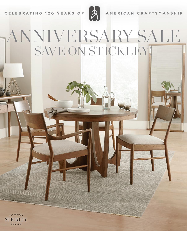 Anniversary Mission Sale By L Jg Stickley Issuu