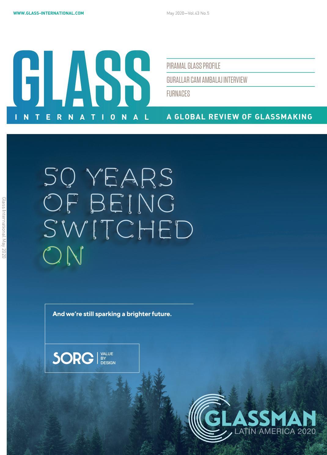 Glass International May 2020 By Quartz Business Media Issuu