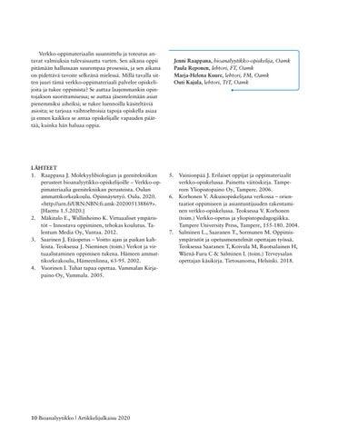 Page 10 of LASTEN RESPIRATORISTEN VIRUSINFEKTIOIDEN LABORATORIODIAGNOSTIIKKA