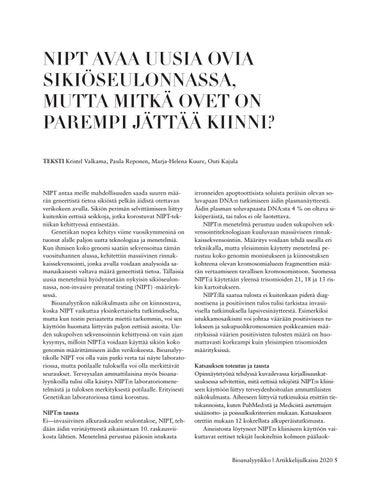 Page 5 of NIPT AVAA UUSIA OVIA SIKIÖSEULONNASSA, MUTTA MITKÄ OVET ON PAREMPI JÄTTÄÄ KIINNI?