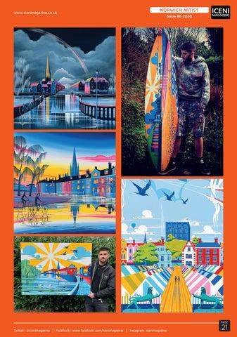 Page 21 of Artwork Radiating Hope & Optimism
