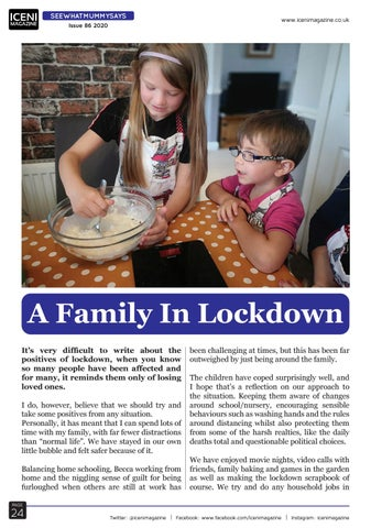 Page 24 of See What Mummy Says A Family In Lockdown