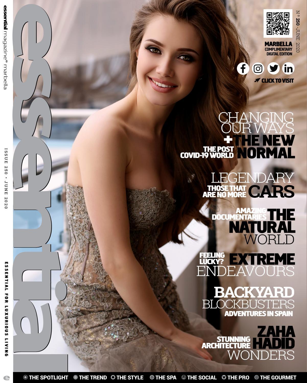 Ama De Casa Seduce essential marbella online - june 2020essential magazine