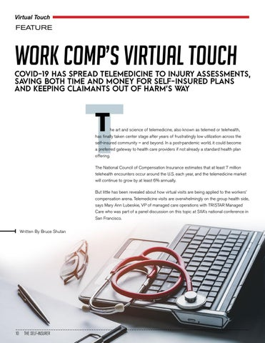 Page 10 of WORK COMP'S VIRTUAL TOUCH