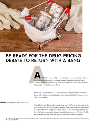 Page 34 of BE READY FOR THE DRUG PRICING DEBATE TO RETURN WITH A BANG