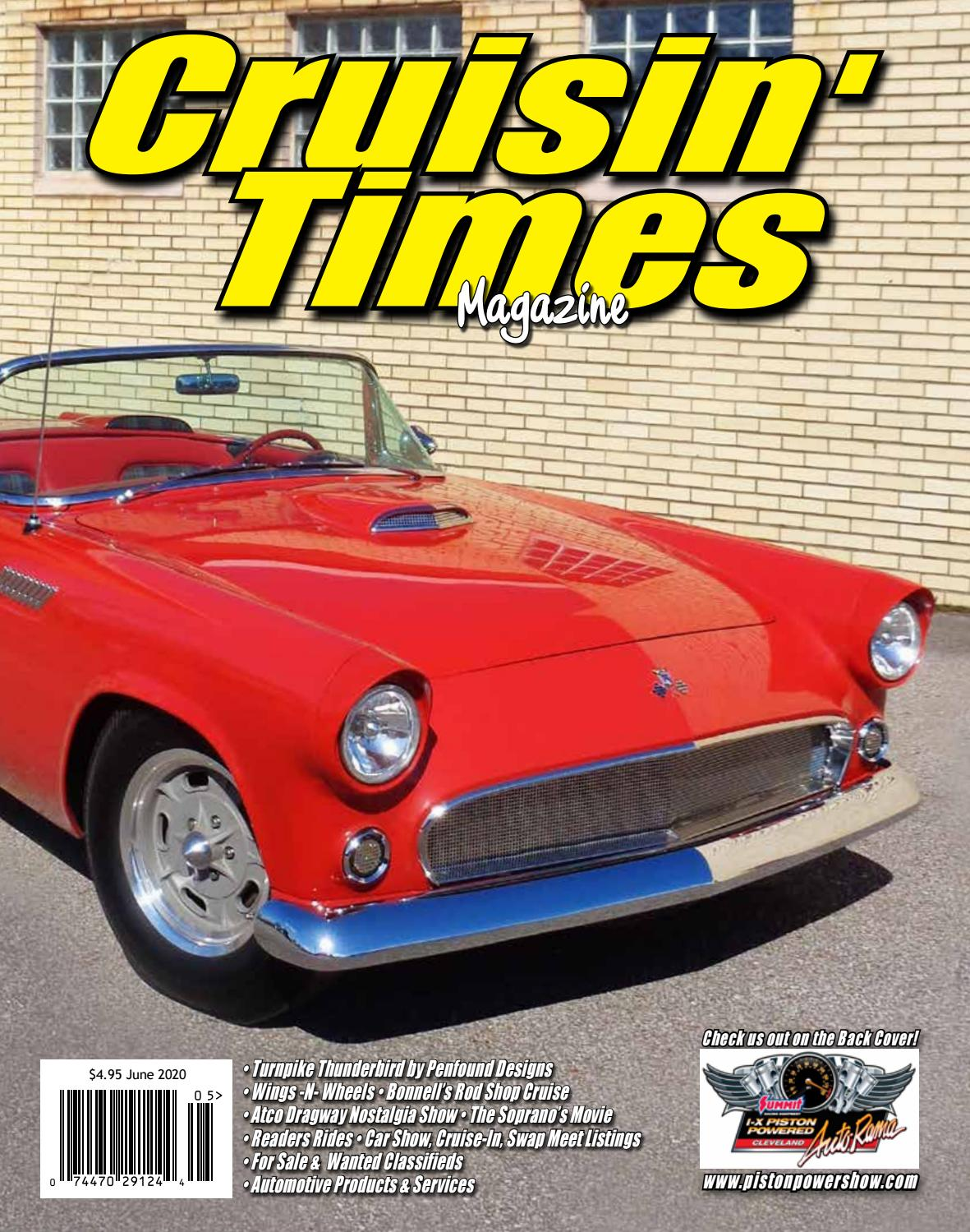 Grumpys Wickliffe Oh Christmas Party 2020 Cruisin Times Magazine   June 2020 Issue by Cruisin' Times