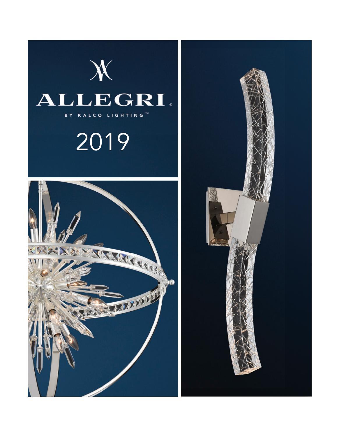 Allegri Crystal By Kalco Lighting Master Catalog By Kalco Lighting Issuu