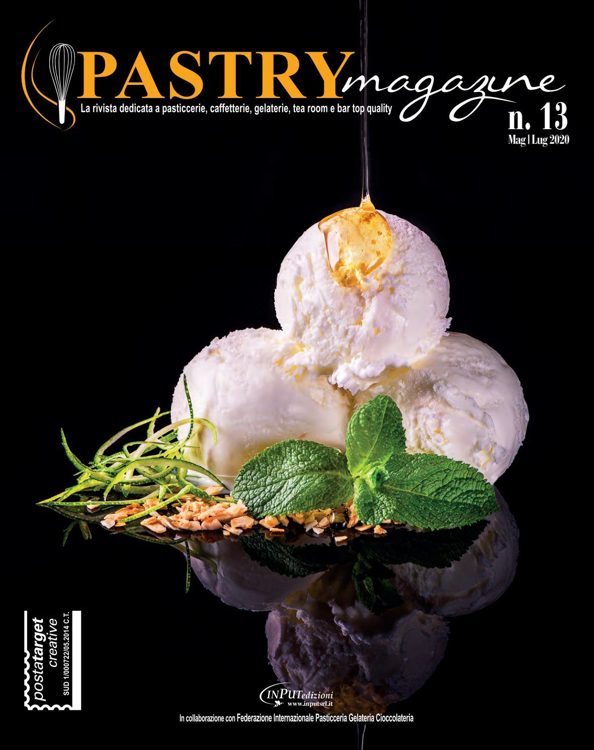 Pastry Magazine N 13 By Input Srl Issuu