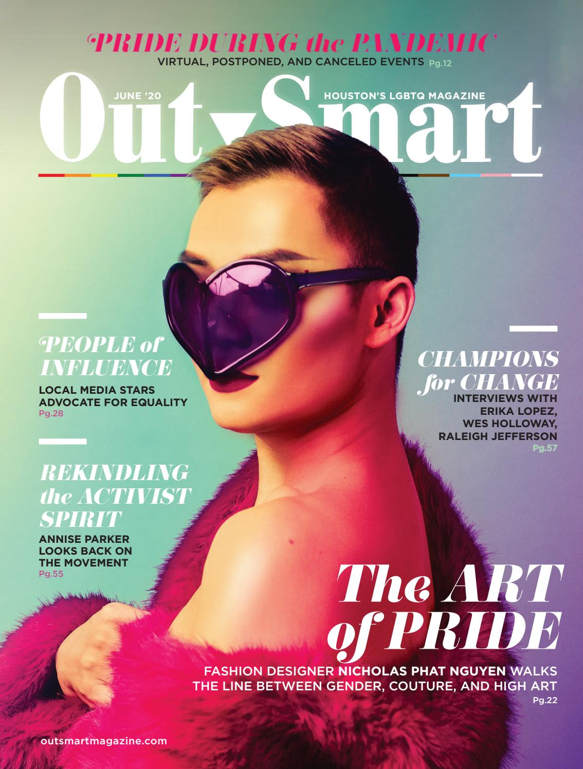 June 2020 By Outsmart Magazine Issuu