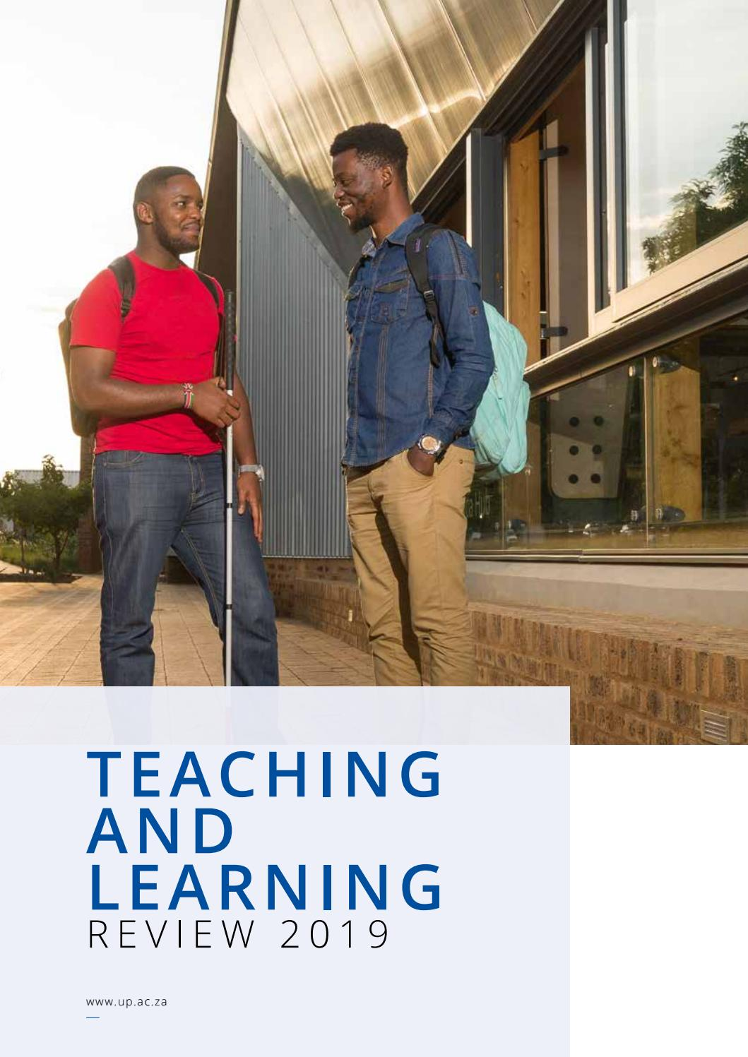 My hot ass teacher Up Teaching And Learning Review 2019 By University Of Pretoria Issuu