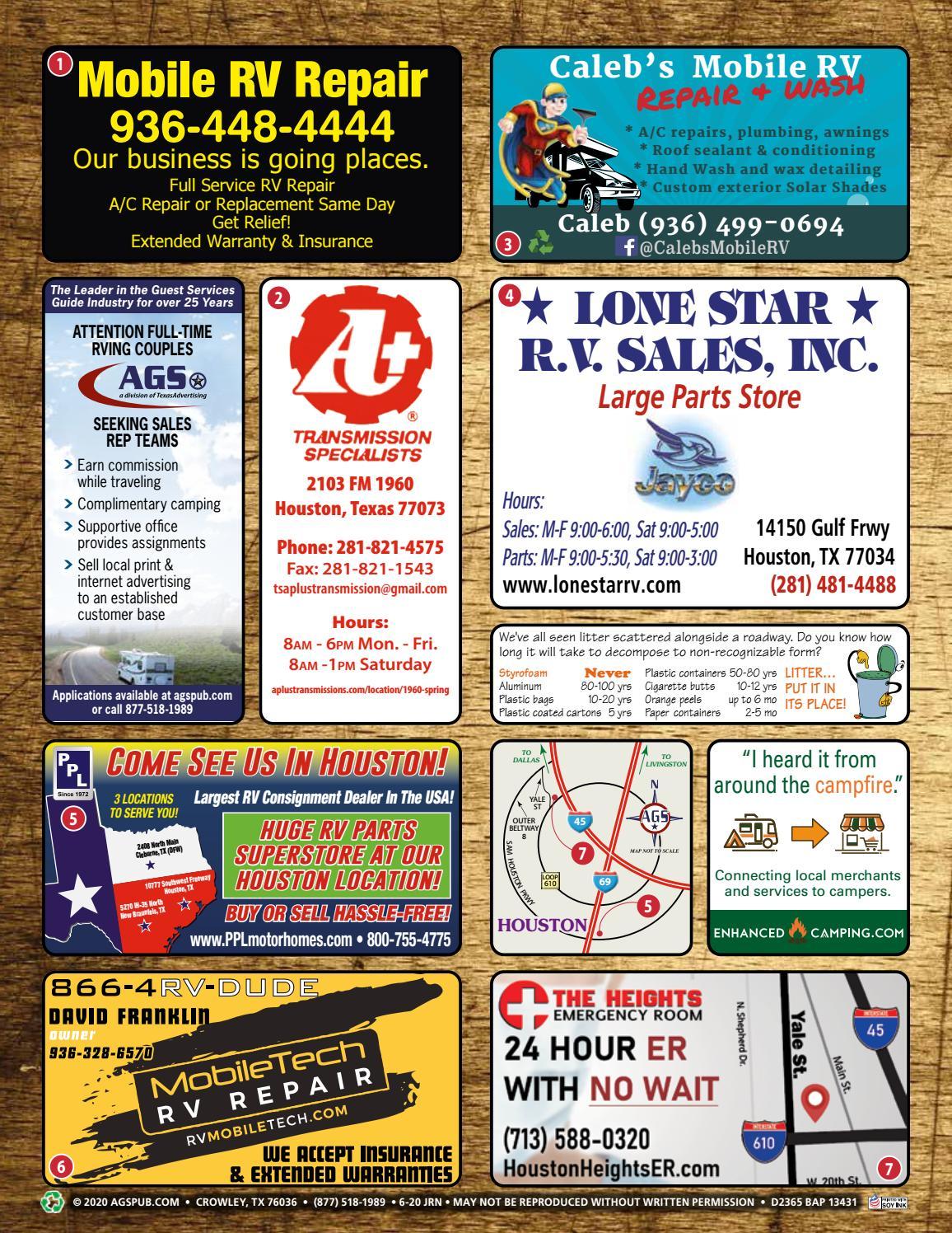 Northlake Rv Resort By Ags Texas Advertising Issuu