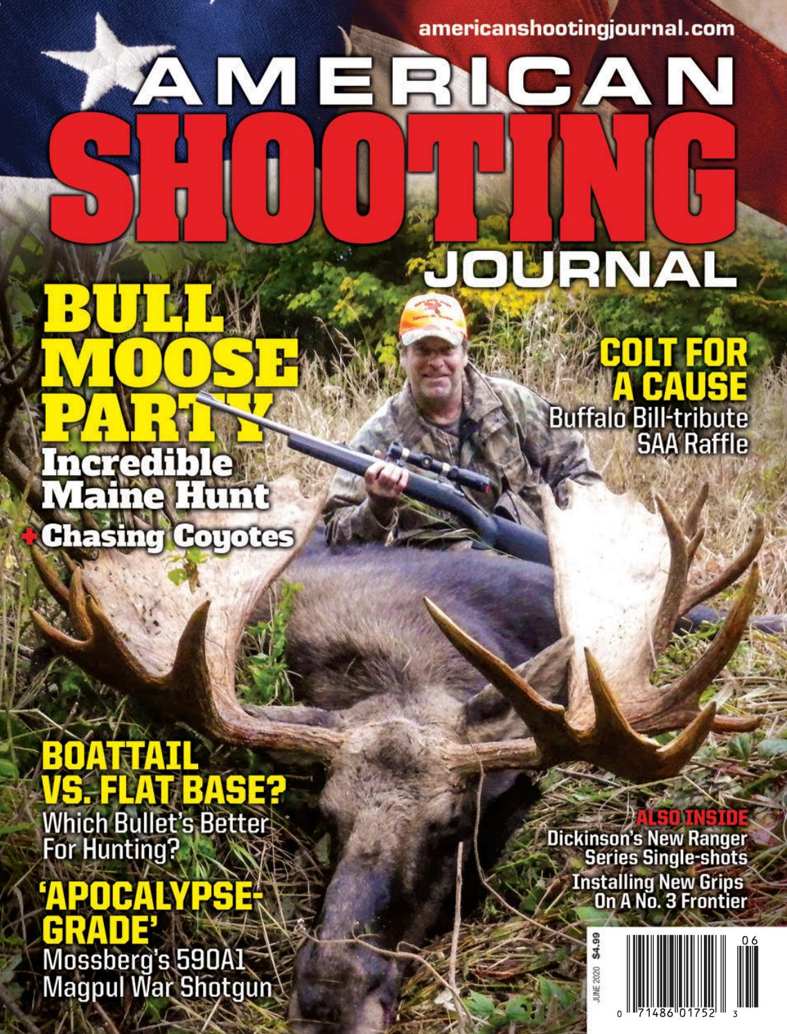 American Shooting Journal June 2020 By Media Index Publishing Group Issuu