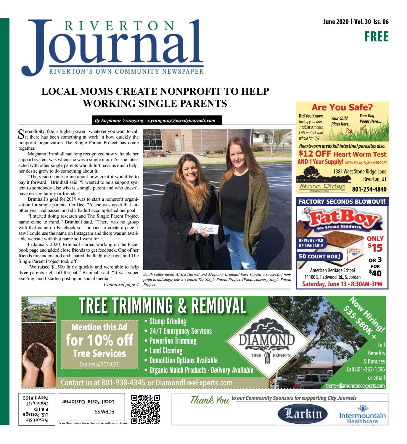 Riverton City Journal June 2020 By The City Journals Issuu