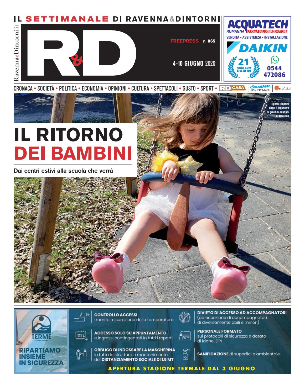 Rd 04 06 20 By Reclam Edizioni E Comunicazione Issuu