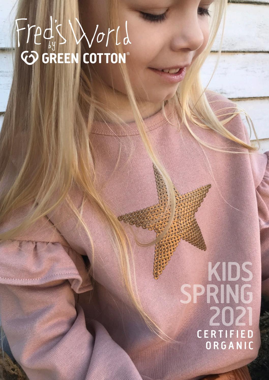 Freds World by Green Cotton Baby Girls Alfa Layer Skirt