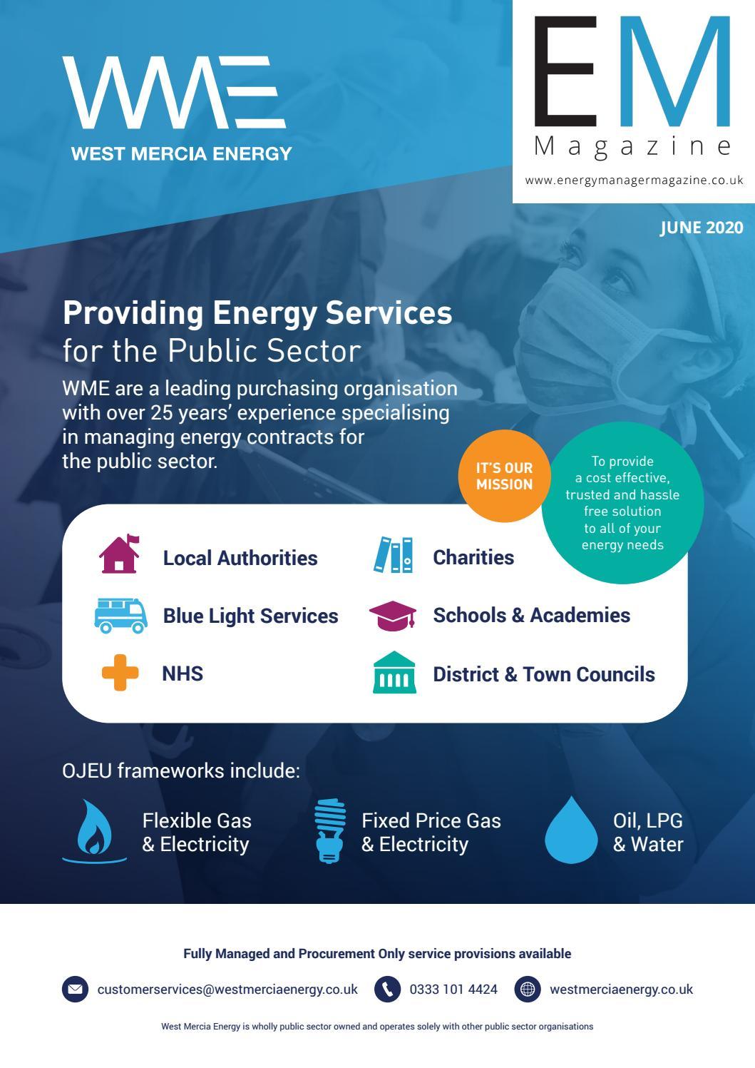 Energy Manager June 2020 By Abbey Publishing Issuu
