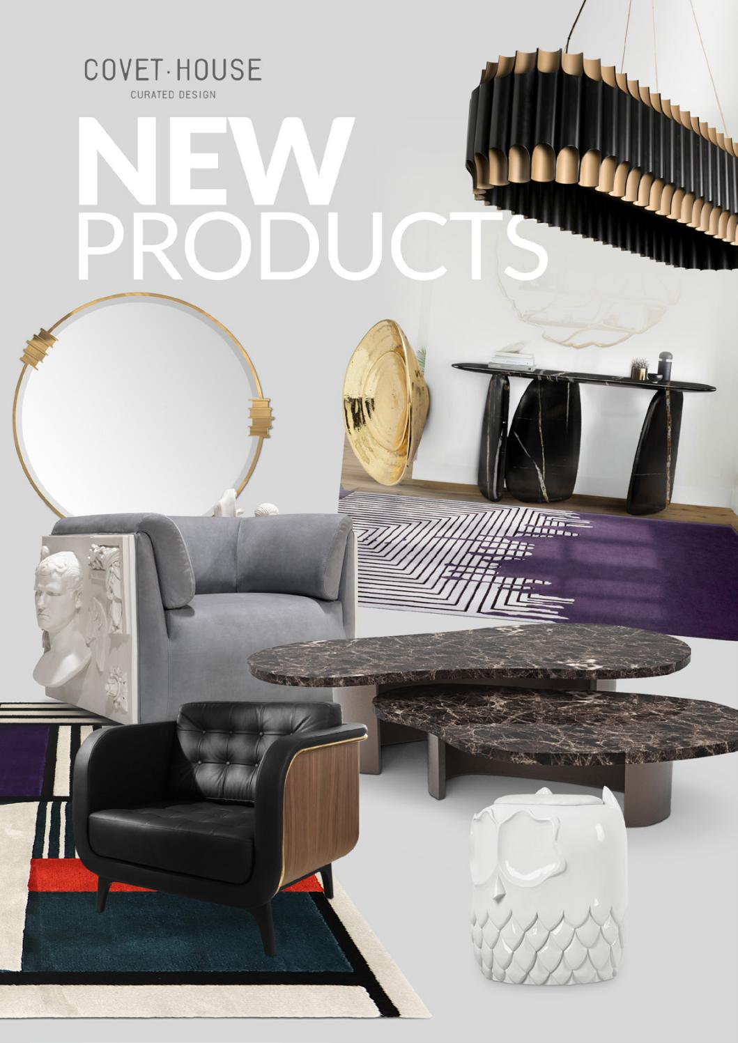 New Products 2020 Covet House By Trend Design Book Issuu