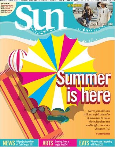 Sun Summer Guide 2020 By New Times San Luis Obispo Issuu