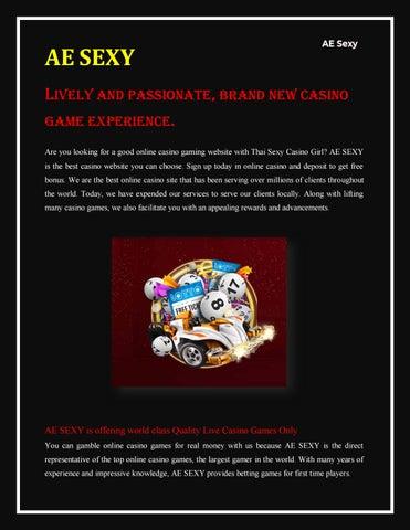 best thai online casinos