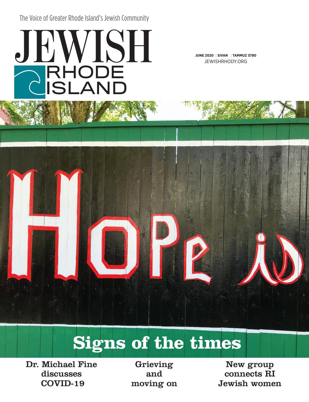 June 2020 By Jewish Rhode Island Issuu