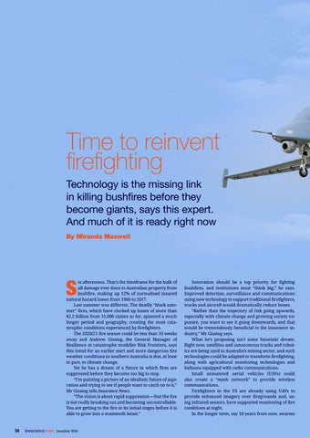 Page 38 of Time to reinvent firefighting