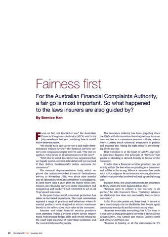 Page 42 of Fairness first