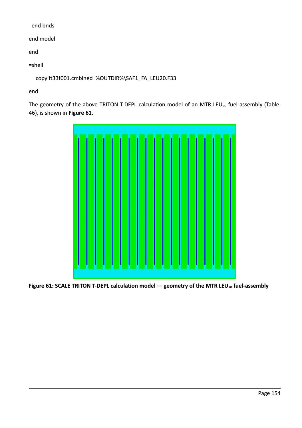 RADIOACTIVE WASTE: COMPUTATIONAL CHARACTERISATION and SHIELDING page 179