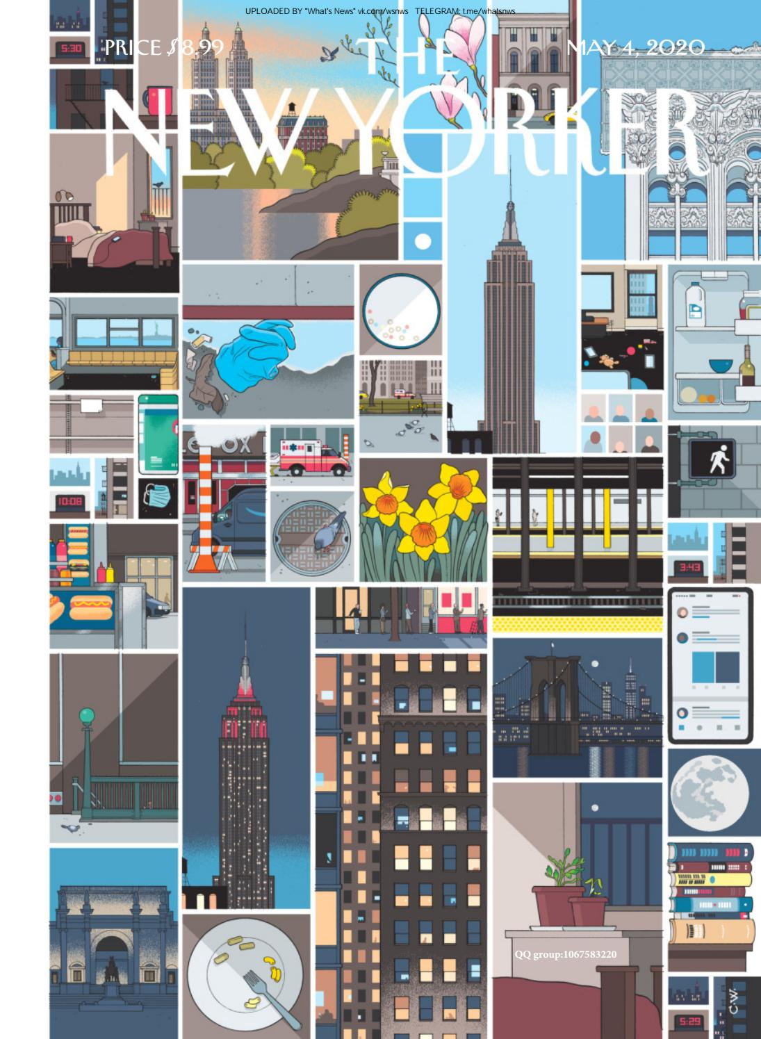 The New Yorker magazine date :-04.05.2020 by Anil Kumar - issuu