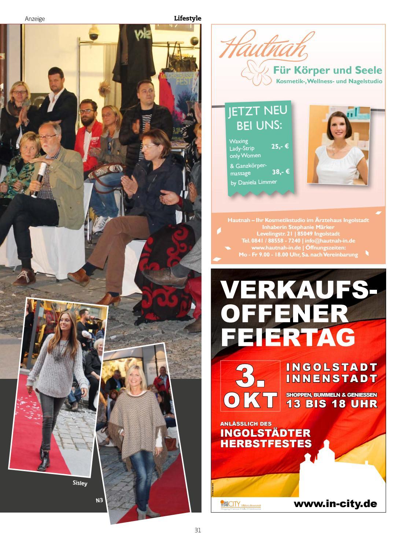 Verkaufsoffener Feiertag Ingolstadt