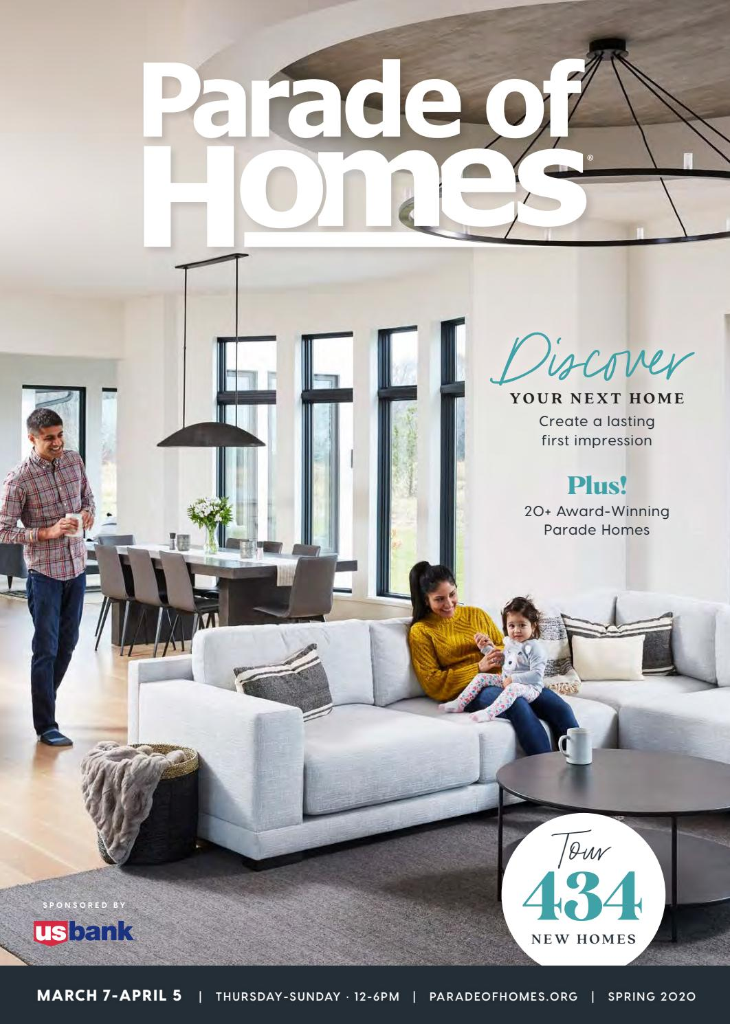 2020 Spring Parade Of Homessm Guidebook By Housing First Minnesota Issuu
