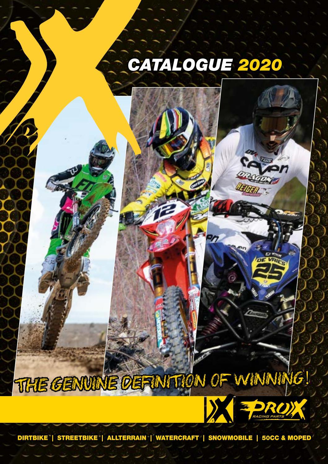 Prox Racing Parts 01.2217.C Piston Kit