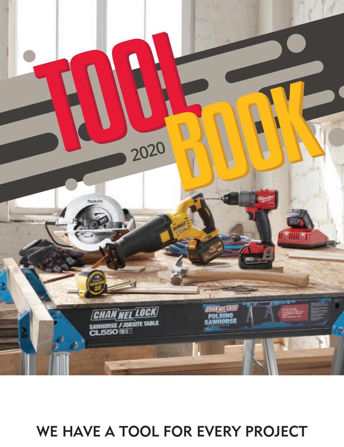 Tool Book 2020 by Meek Lumber Company - issuu