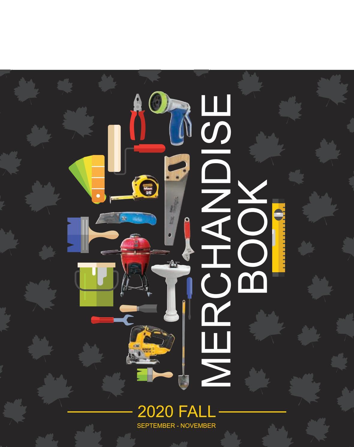 Fall Merchandise Book 2020 by Meek Lumber Company - issuu