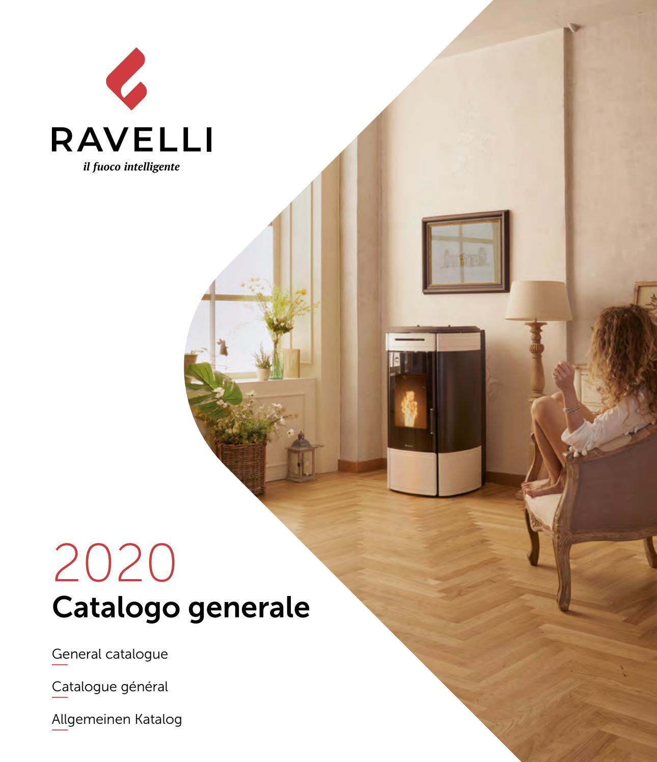 Ravelli - Catalogo Generale 2020 by Idea Caminetti - issuu