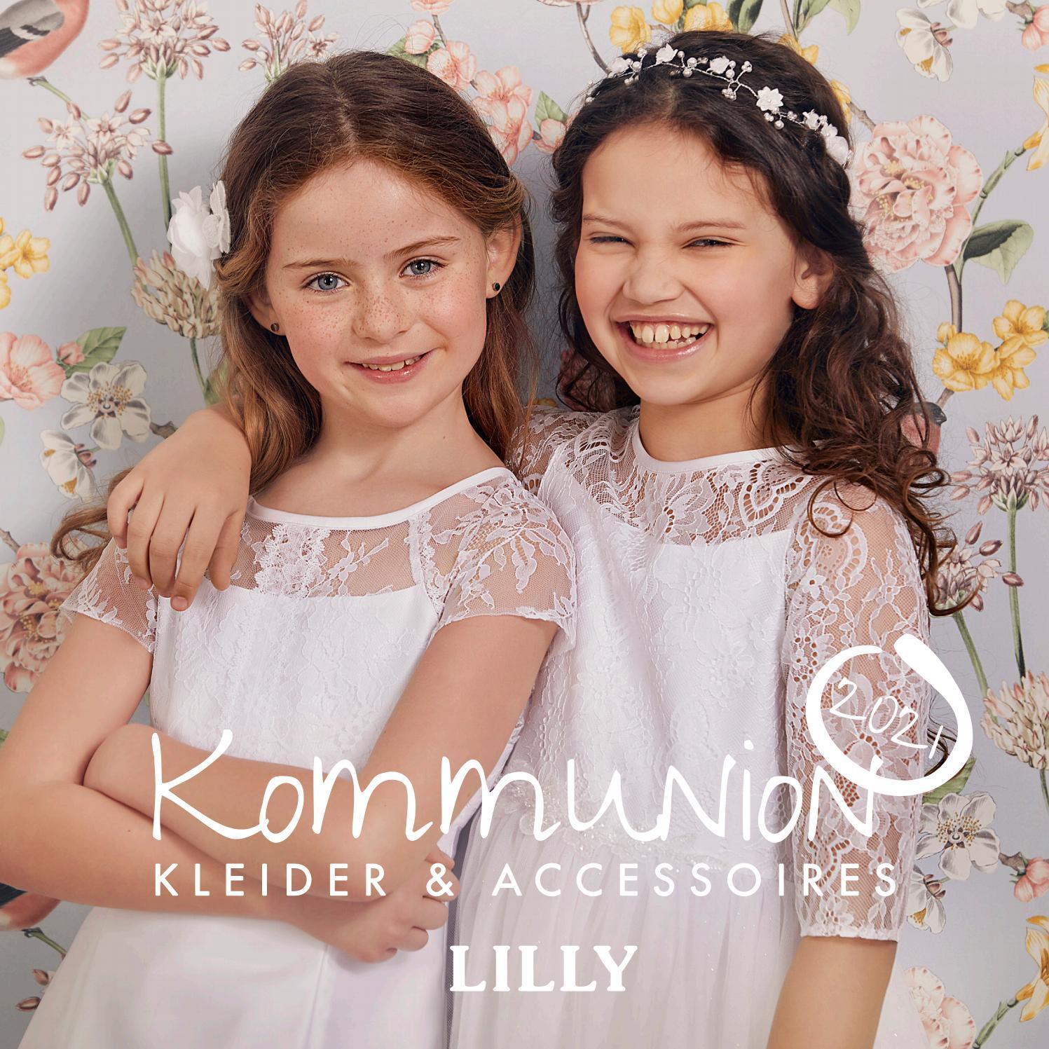 LILLY Kommunion 15 by LILLY - issuu