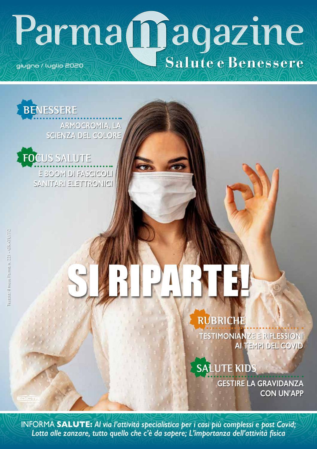 Parma Magazine Salute E Benessere N 16 By Edicta Issuu