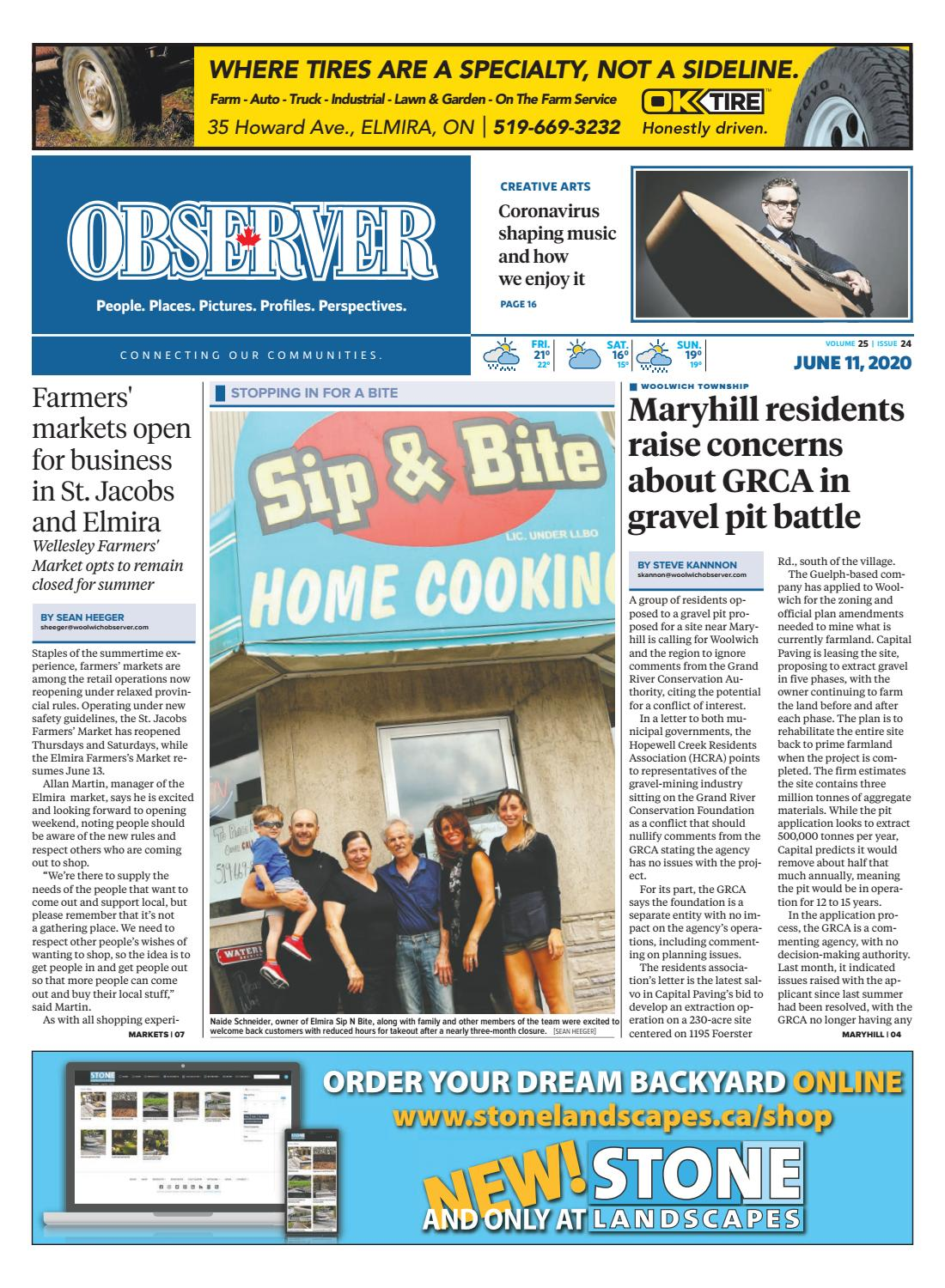 June 11 2020 By Woolwich Observer Issuu