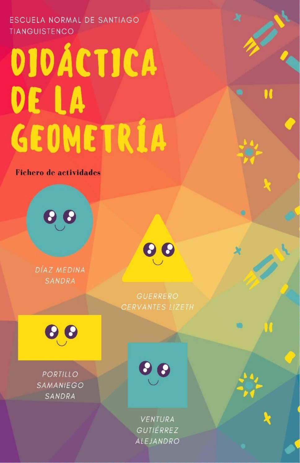 FICHERO DE ACTIVIDADES-GEOMETRÍA-TEAM-LASS