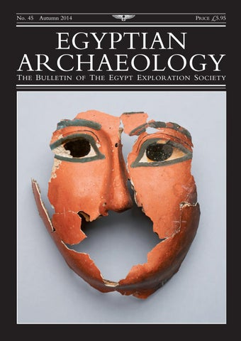 "Cover of ""Egyptian Archaeology 45"""