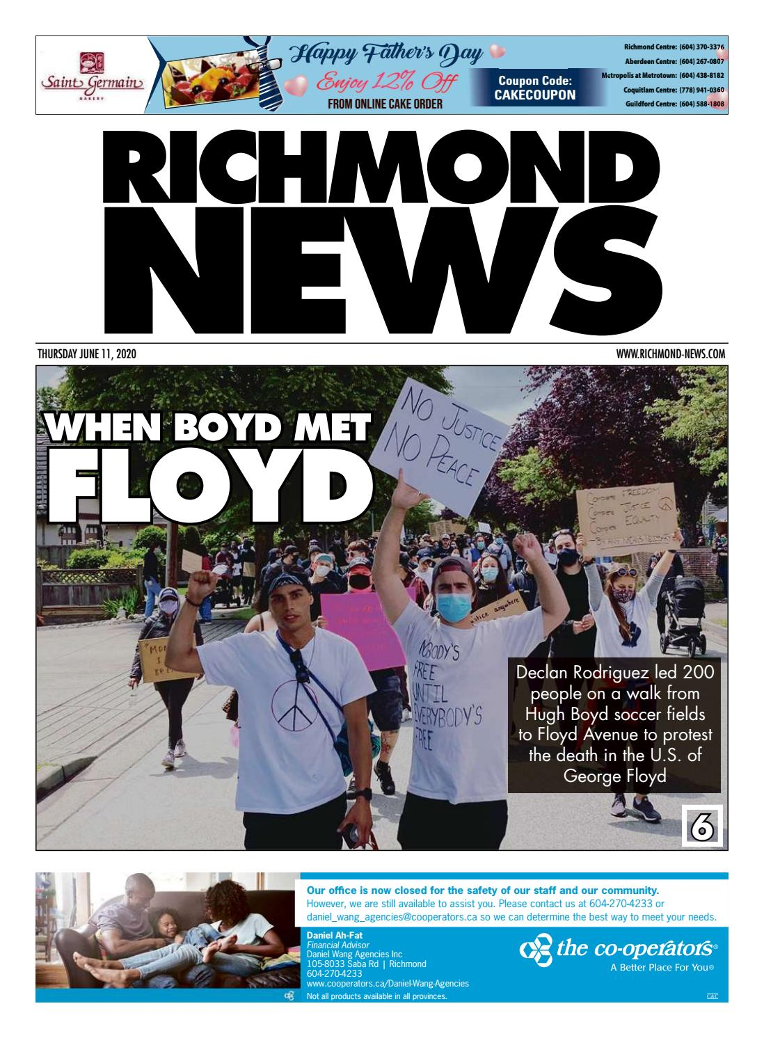Richmond News June 11 2020 By Richmond News Issuu
