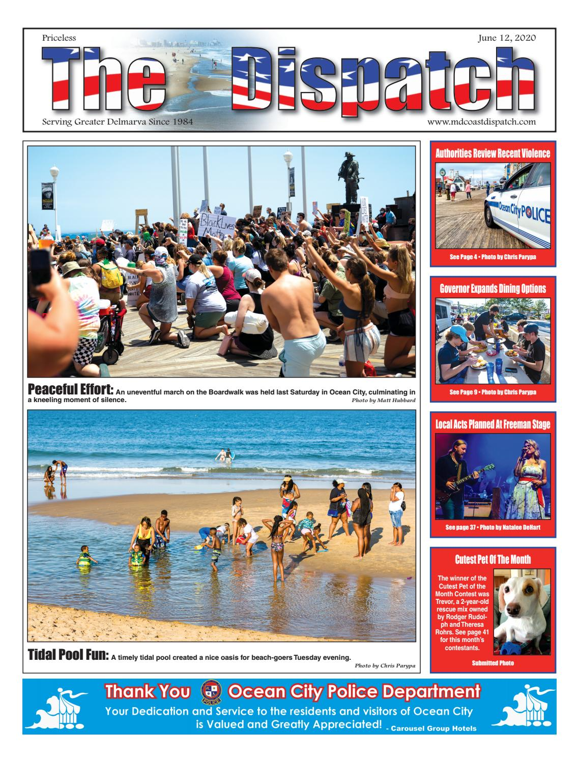 June 12 By Mdcoastdispatch Issuu